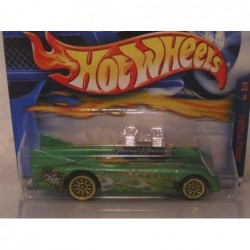 Astro Funk Hot wheels 2011-027 green