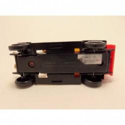 Audi TT roadster zwart 1:43 Wemi