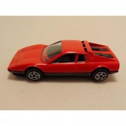 Chevrolet Corvette C4 Bburago 1:43 Budweiser rood