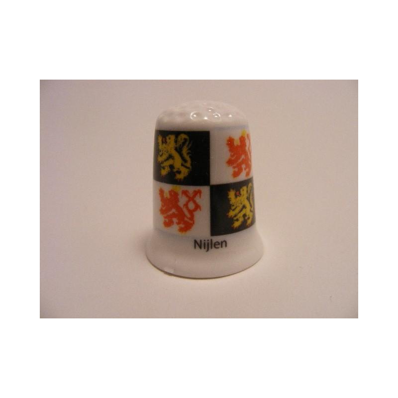 Own digital photo logo advertising on a porcelain coffee mug