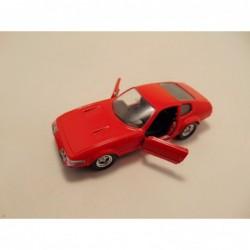 Ferrari 288 GTO Bburago 1:43 geel
