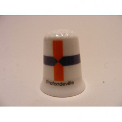 Jegou Little Red Riding Hood fairy tale walls plate