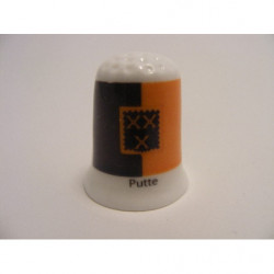 Kaiser Still life with roses walls plate