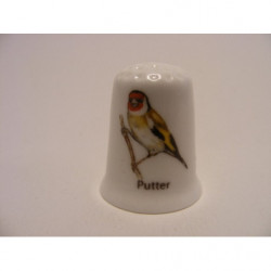 Traditional Denmark walls plate