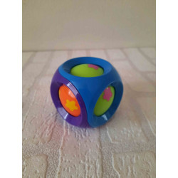 Cup with donkey and basket imprint nr1