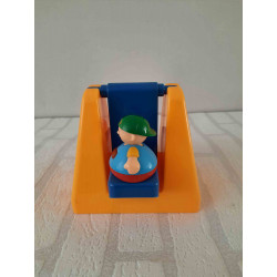 Cup with donkey cup print