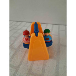 Cup with donkey print