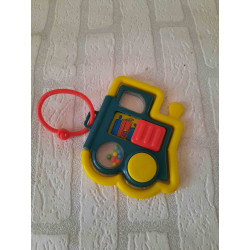 Cup with Mini red print
