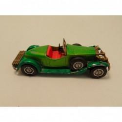 Lamborghini Diablo Roadster 1:43 Detailcars donkerblauw