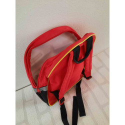 Money box from hotel porcelain in a front of a ladybug