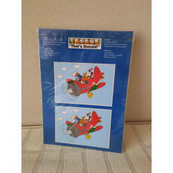 Clown of porcelain with moving arms and legs red