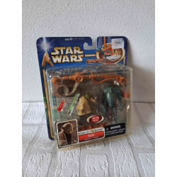 Cat with movable head lying on the ground dark brown