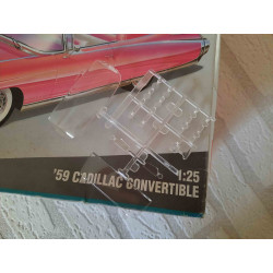 West highland terrier dog in a gift box