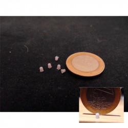 Kingfisher on pitchfork