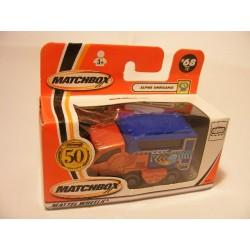 Alpine ambulance Matchbox 50 Years mb 68