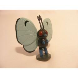 Butterfree Pokemon figuur