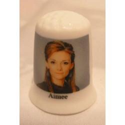 Aimee Leonie Allegonde Marie Sohngen Prinses der Nederlanden op een vingerhoedje