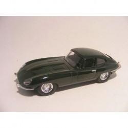 Jaguar E Type 1962 Deagostini 1:43 donkergroen