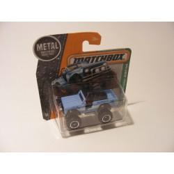 International scout 4x4 1976 Matchbox mb 2016-116 lichtblauw
