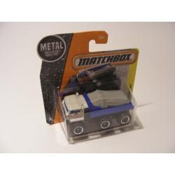 Vrachtwagen Terrainiac Mabamex Matchbox mb 2016-043 lichtgrijs