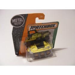 Argo ATV 6x6 Matchbox mb 2016-121 geel