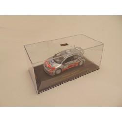 Peugeot 206 WRC Winner Sanremo 2001 1:43 IXO models RAM039