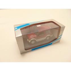 Mitsubishi Pajero SWB 1994 1:43 Minichamps 430163372 bruinrood