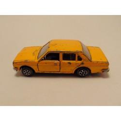 Renault 4L Dickie geel