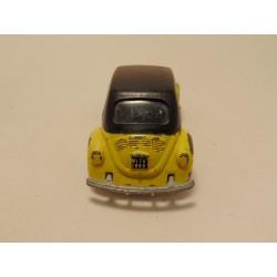 Renault 12 met streep 1:43 Norev blauw