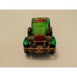 Alfa Romeo Giulietta 1:43 Mebetoys A111 Mattel blauw