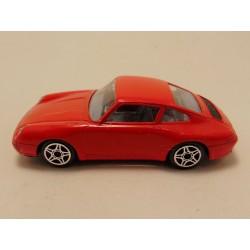 Chevrolet Corvette C4 Bburago 1:43 groen