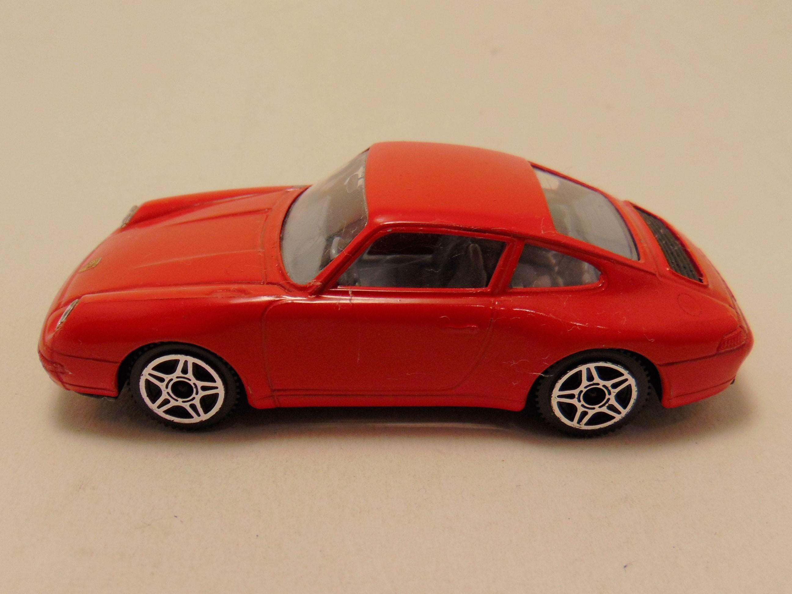 Chevrolet Corvette C4 Bburago 1:43 green