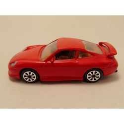 Chevrolet Corvette C4 Bburago 1:43 red