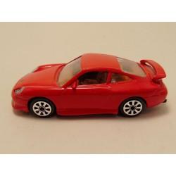 Chevrolet Corvette C4 Bburago 1:43 rood