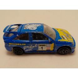Shelby Series 1 1999 1:43 Bburago silver
