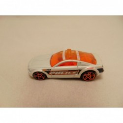 Audi TT Majorette zilverkleurig