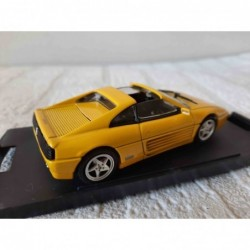 Bmw Turbo Concept car Majorette zilverkleurig