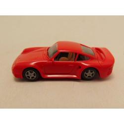 Bmw Turbo Concept car Majorette wit