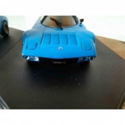 Citroen C3 met sunroof Majorette blauw