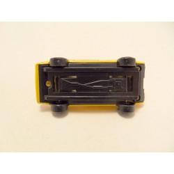 Honda Accord Majorette 1:59 geel