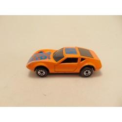 Nissan 300 ZX fairlady cabrio Majorette wit