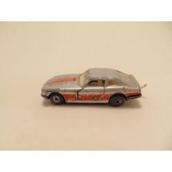 Trabant 601 1:64 MC Toys yellow
