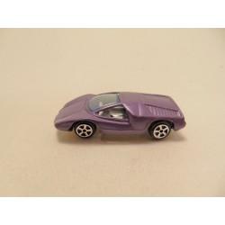 Jaguar Type S Majorette roodbruin
