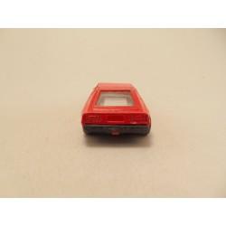 Toyota 4 Runner 4x4 Majorette red