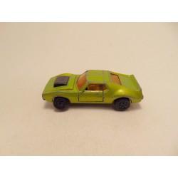 Audi Quattro 1:64 green