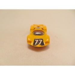 Mercedes 207D straalwagen WTV 1:64 Welly wit