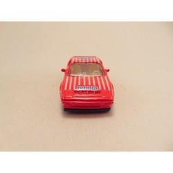 Bmw Z4 Roadster cabrio Welly 1:64 blue