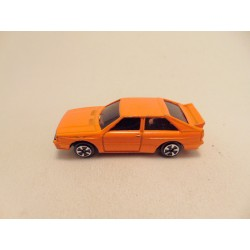 Mercedes 260SEL rood 1:64 MC Toys rozerood