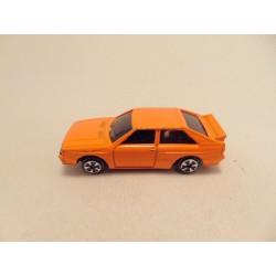 Mercedes 260SEL 1:64 MC Toys rozerood