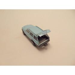 Fiat 242 Slagery Mourik 1:68 Efsi wit